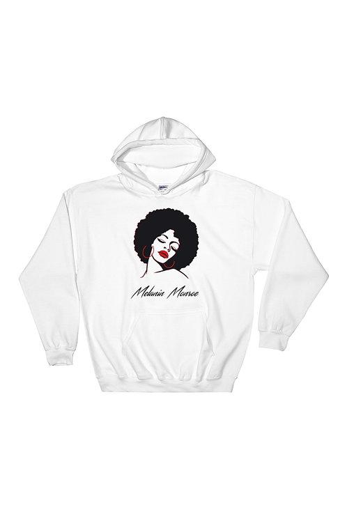 Melanin Monroe Pullover Hoodie