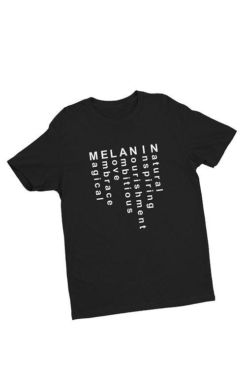 Unisex Melanin acronym shirt - Magical Shirt - Embrace Shirt - Natural Shirt