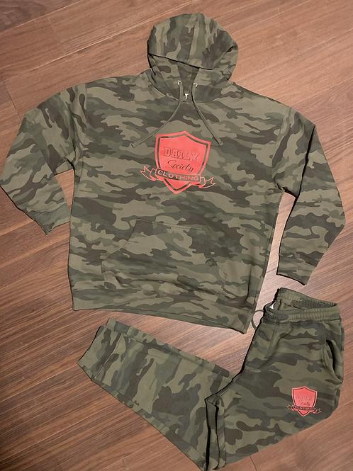 Unisex Daily Society Clothing Jogger Set