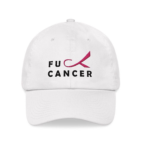 F*ck cancer breast cancer awareness dad hats
