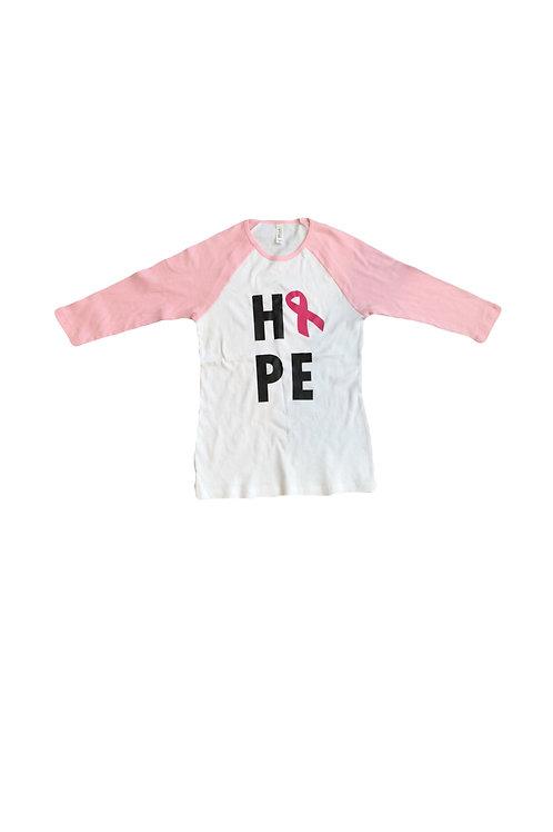 Hope Shirt - Breast Cancer Awareness Shirt - Pink Ribbon Shirt - Pinktober Shirt