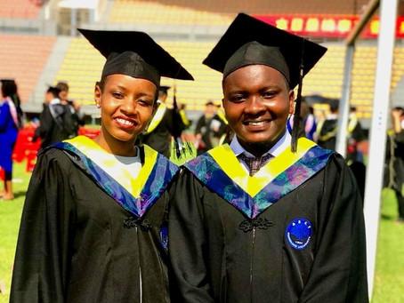 Kenyatta Trust Scholars Graduation 2020