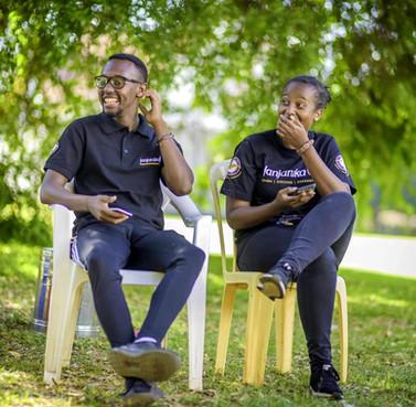 Kenyatta Trust Peer Mentors