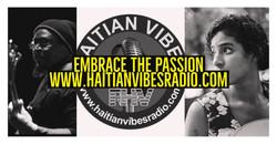 Haitian Vibes Logo