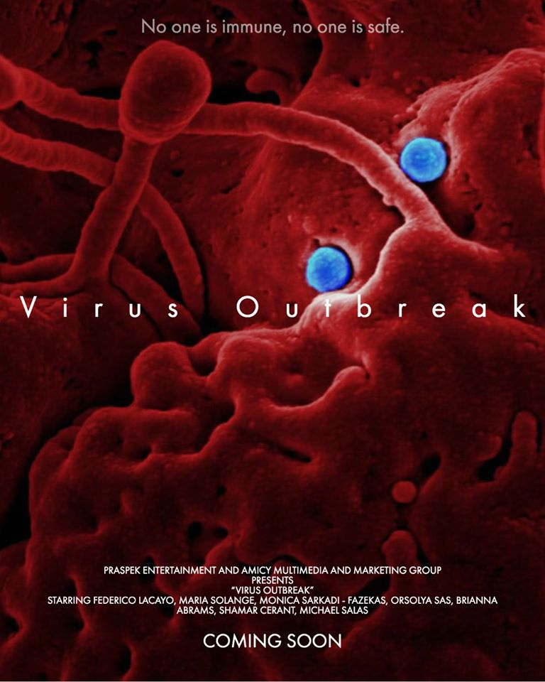 Virus Outbreak Movie Poster