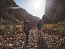 deux pas vers l'autre, 2PVA, thru-hike europe, ultralight hiking trip, europe, croatia, hiking croatia, lika-senj, southern velebit, paklenica national park, mala paklenica, canyon, via dinarica, via adriatica