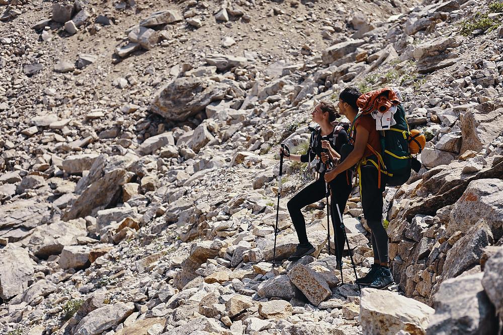 Deux Pas Vers l'Autre - Thru-hike Europe - Italy