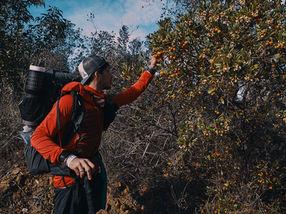 deux pas vers l'autre, 2PVA, thru-hike europe, ultralight hiking trip, europe, portugal, algarve