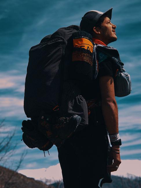 deux pas vers l'autre, 2PVA, traversée de l'Europe, voyage à pied, randonnée ultralight, europe, espagne, extremadura, montagne, nil