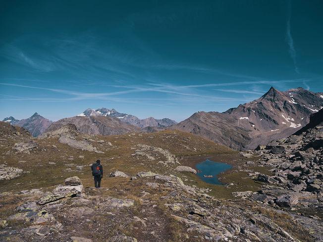 deux pas vers l'autre, 2PVA, thru-hike europe, ultralight hiking trip, europe, switzerland, alps, upper valais