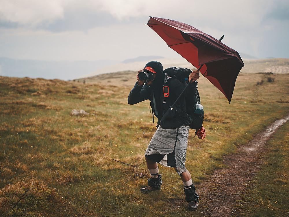 Kosovo - Nil, météo