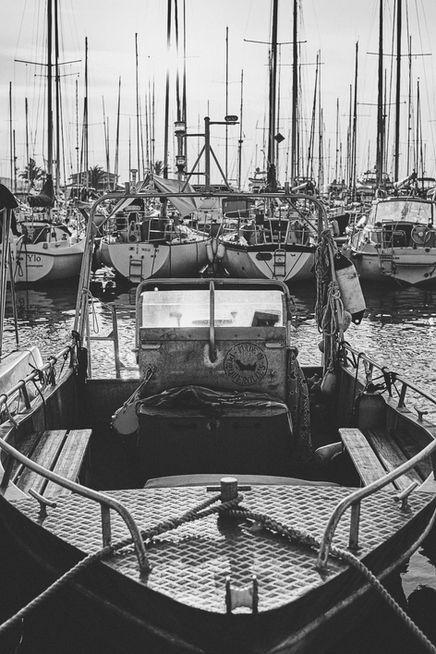 Fisherman vs yachtsman