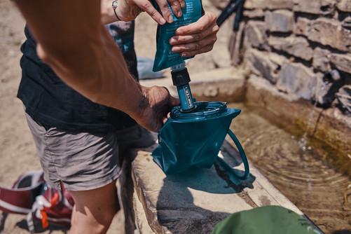 Réapprovisionnement en eau