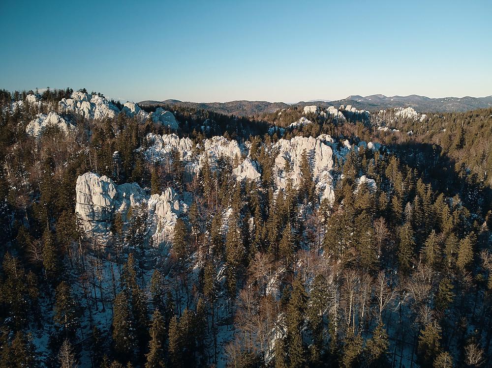 Bijele Stijene, Croatia