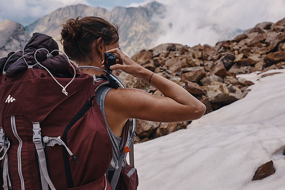 Choosing your photo and video gear for thru-hiking  30d563be69696
