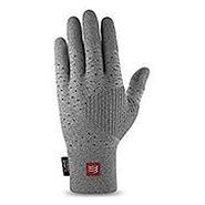 compressport 3D thermo gloves et sweatbands