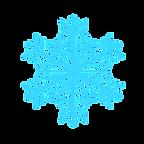 snowflake icon, winter hiking gear