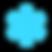 logo flocon, matériel randonnée ultralight hiver