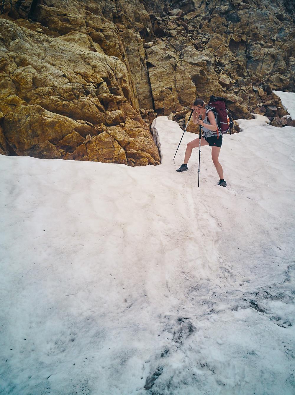 Deux Pas Vers l'Autre - Hiking - Snow - Italy