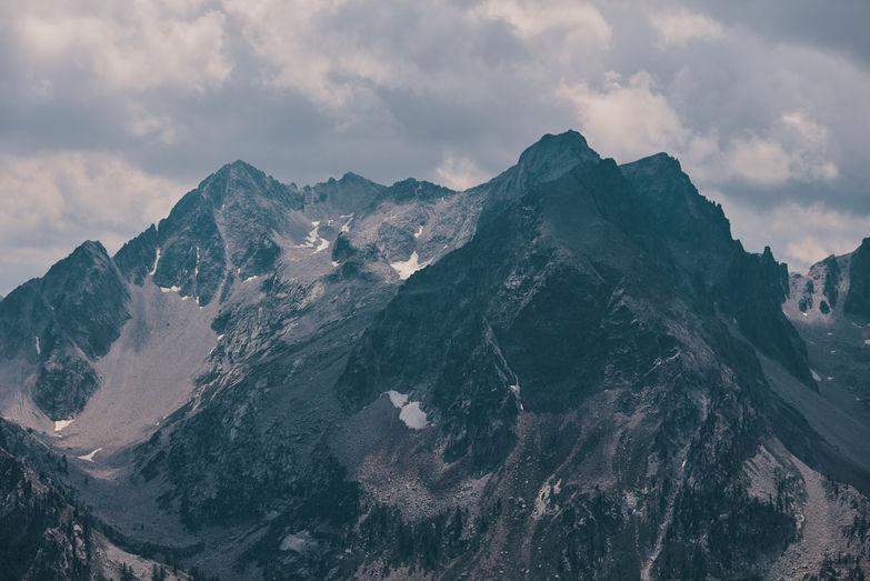 Mt Valcuca l'avancée dans la rocaille