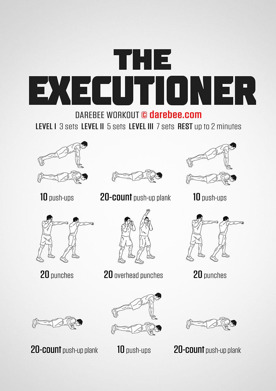 Deux Pas Vers l'Autre - Training - Workout