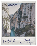 Pictures, canyons of spain