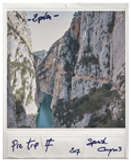 Deux Pas Vers l'Autre, photo les canyons d'Espagne, Catalogne et Aragon