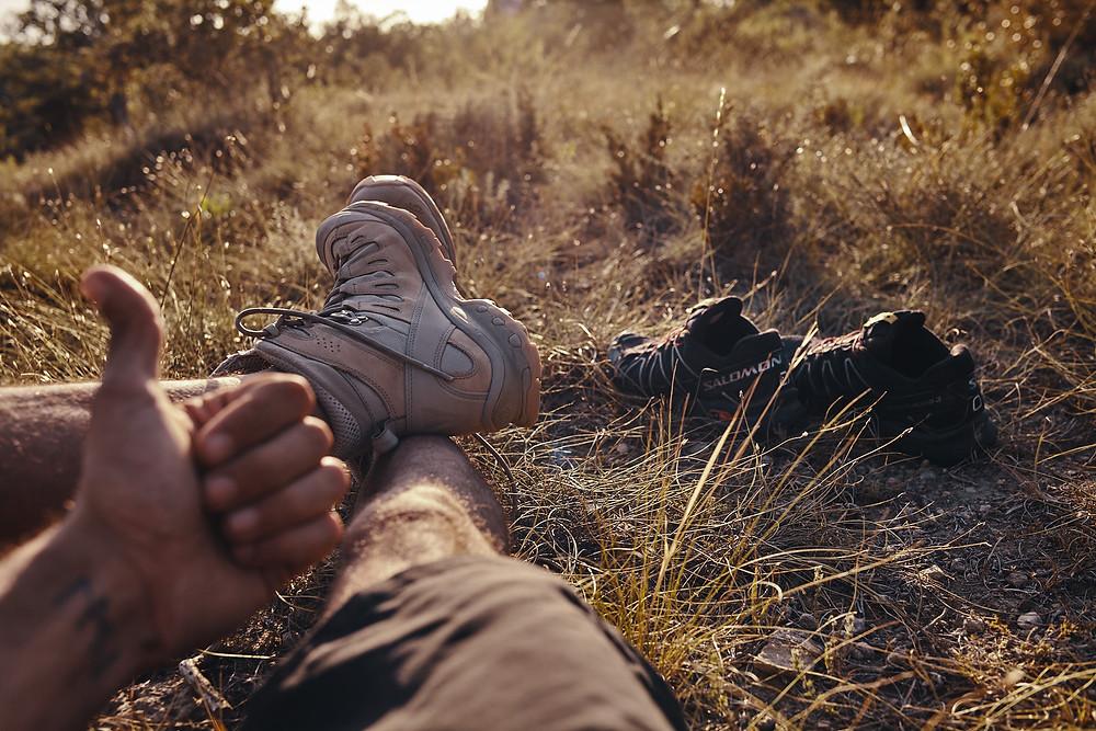 Deux Pas Vers l'Autre - Hiking Boots