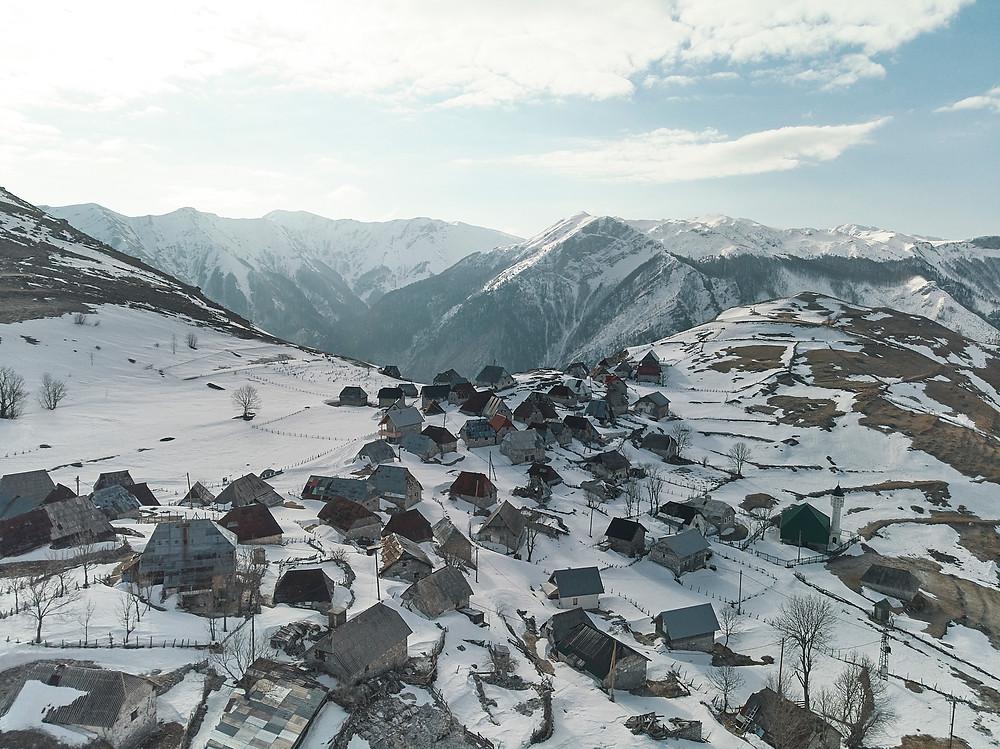 Bosnie, Lukomir