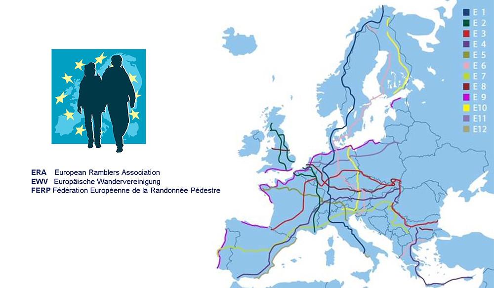 Deux Pas Vers l'Autre - European Ramblers Association