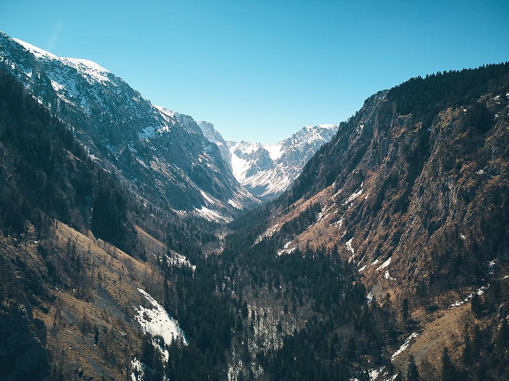 Montenegro, Susica canyon