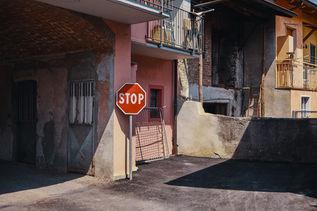 Sant'Anna di Valideri - Stop