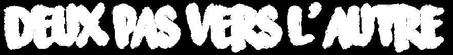 Logo Deux Pas Vers l'autre, logo 2PVA