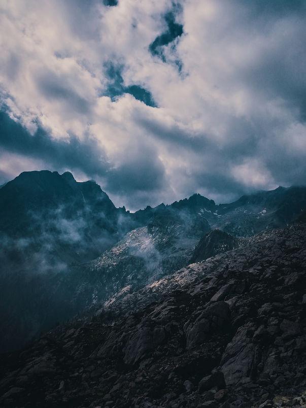 Un mauvais ciel