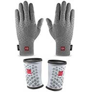 compessport 3D thermo gloves et sweatbands
