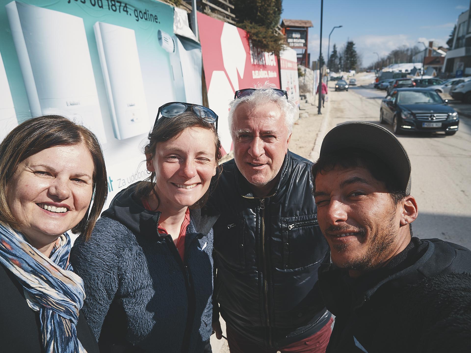 2PVA - BOSNIA HERZEGOVINA-mars 03 2019 -