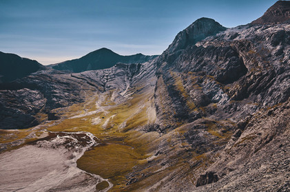 deux pas vers l'autre randonnée itinérante europe espagne blog photo voyage photographie aventure montagne bivouac parque nacional ordesa y monte perdido