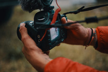 CHOOSING YOUR PHOTO AND VIDEO EQUIPMENT FOR THRU-HIKING AND ULTRALIGHT HIKING TRIPS