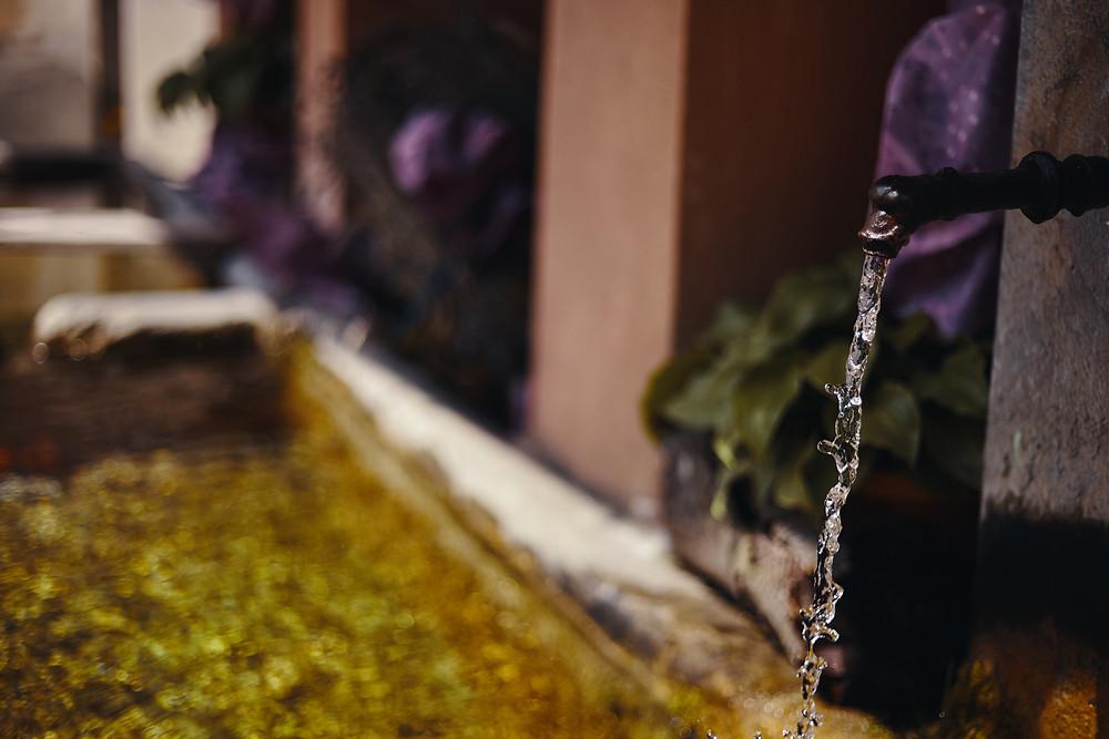 Deux Pas Vers l'Autre - Italie - Source d'eau