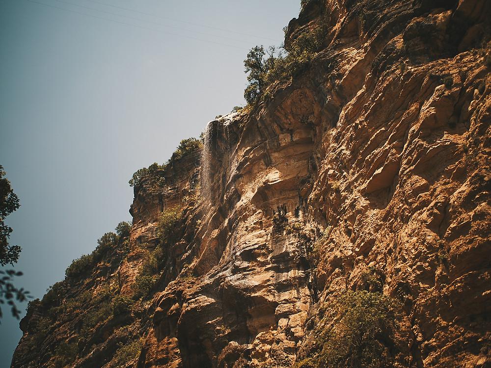 Albanie, Canyon Osum