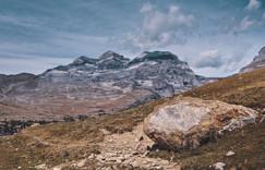 Les roches d'Espagne