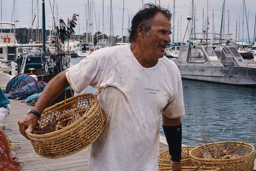 Paniers de pêche