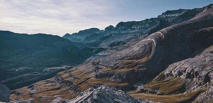 Montagne, parc Ordesa et Mont Perdu