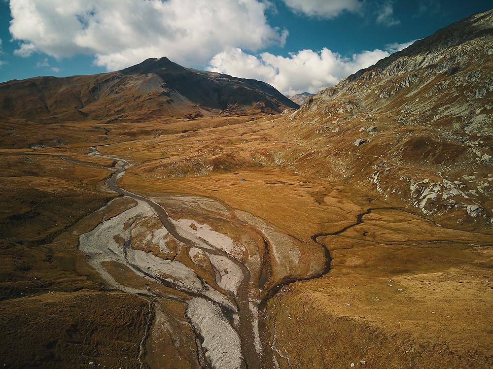 deux pas vers l'autre, randonnée ultralight, traversée de l'europe, voyage à pied, suisse, greina