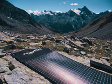 HIKING WITH A SOLAR PANEL? OUR FIELD REVIEW OF POWERFILM SOLAR'S LIGHTSAVER MAX