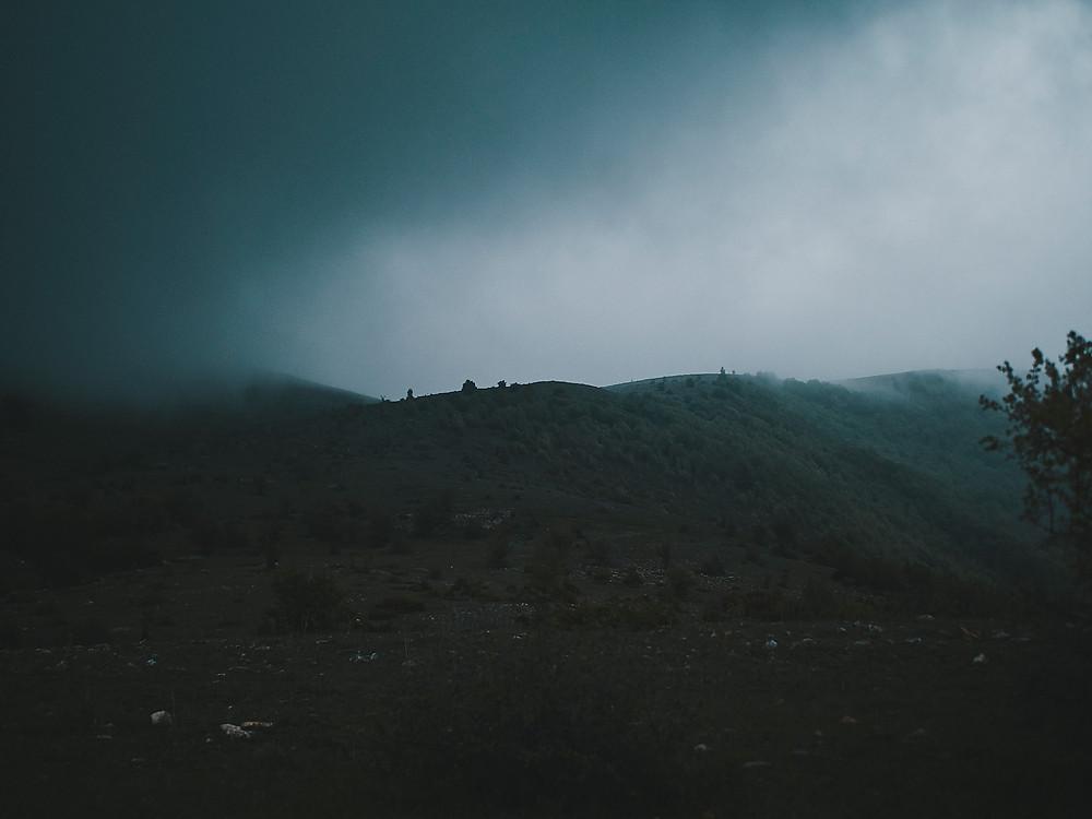 Macédoine, tempête
