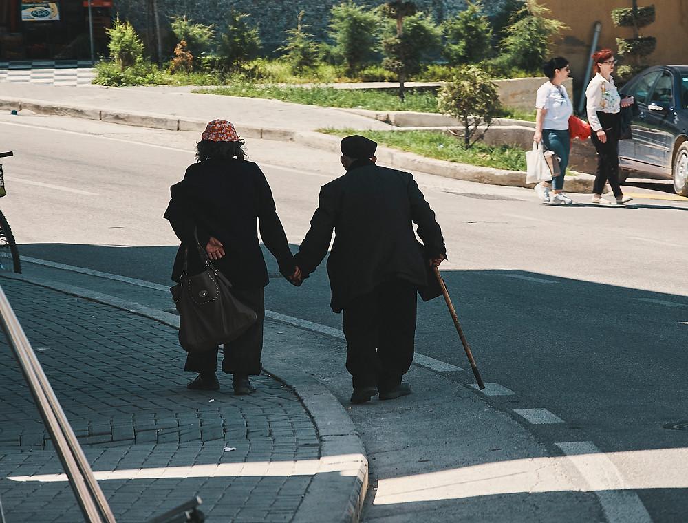 Albania, couple