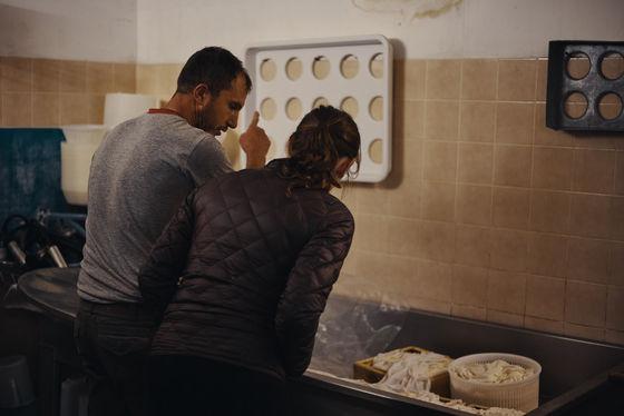 Vacherie du Collet - Behind the scenes