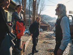 deux pas vers l'autre, 2PVA, thru-hike europe, ultralight hiking trip, europe, bosnia and herzegovina, hiking bosnia, winter hiking, sarajevo
