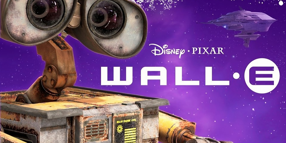 Earth Day Online Movie Party: Wall-E